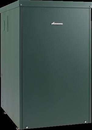Greenstar Danesmoor System External 18/25